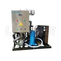 Buy cheap LIER Liquid Ice Maker Equipment Seawater Marine Slurry Ice Machine for Fishery or Seafood conservation from wholesalers