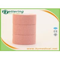 Elastic Adhesive Bandage Tape , Elastoplast Finger Protection Tape For Wound Dressing