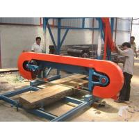 factory sale!!! horizontal  wood cutting used portable band sawmill for sales