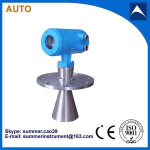 Quality Radar Water Tank Level Sensor, Water Level Meter Gauge Radar Level Meter for sale