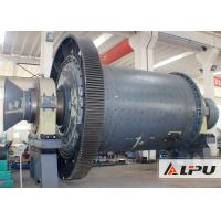 Large Discharge Opening Mineral Ore Mining Ball Mill / Ball Milling Equipment