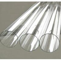 Buy cheap Clear Fused Quartz Tube from Wholesalers