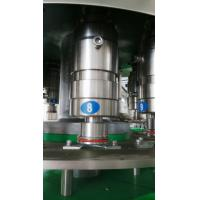 80BPM 500ml Automatic Water Filling Machine / Drinking Water bottling Plant