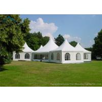Buy cheap 3X3 4X4 5X5 China Garden Gazebo Pagoda Tents Sunshade For Events from Wholesalers