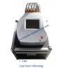 Buy cheap Dual Wavelength Lipo Light Machine / I Lipo Laser Body Slimming Machine from Wholesalers