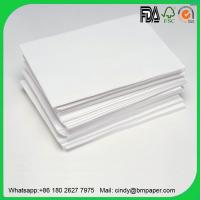 Buy cheap 100% wood pulp office White A4 Copy Paper 80 gsm (210mm x 297mm) from Wholesalers