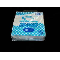 Buy cheap 40*40cm Food Grade White cola / Lunch Paper Napkins of Recycled Pulp from Wholesalers