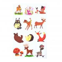 Buy cheap Custom Kids Fun Gift Magical No Glue Stickers Reusable And Washable TPE sticks from wholesalers