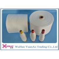 Buy cheap Colored Top Dyed Polyester Yarn /  Spun Polyester Sewing yarn Eco-Friendly from Wholesalers
