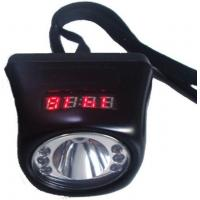 Buy cheap Electric Cordless LED Mining Cap Lamp Explosion Proof Li - Ion Battery 4500mAh / 3.7V from Wholesalers
