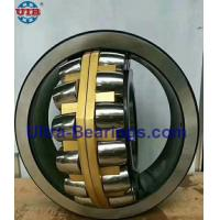 Buy cheap 52100 Chrome Steel Spherical Roller Bearing , High Precision Elevator Bearing from Wholesalers