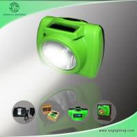 Buy cheap GL6LM 1W 5.2Ah 15000lux OLED Water-proof Miner Safety Cordless Cap Lamp from Wholesalers