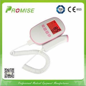 Pink & Gold Sonoline Ultrasonic Fetal Doppler for FHR fetal heart rate(PRO-FD20)