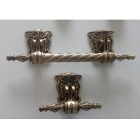 Buy cheap bronze color coffin accessories metal handcuffs coffins manillas ataudes china factory from wholesalers