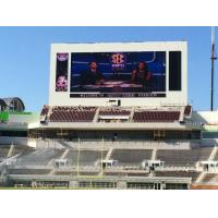 Buy cheap Sport P10 Stadium Led Display Screen / Full Color Led Signs Outdoor 3g 10000k from Wholesalers