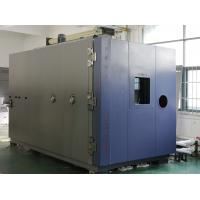 Buy cheap High Performance Low Air Pressure Simulation Test Chambers For Aerospace Products from wholesalers