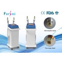 Buy cheap 2 head 2 years warranty easy to delegates infini microneedle infini radio frequency face lift from Wholesalers
