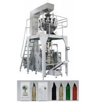 Buy cheap Multi - Head Weigher Automatic Food Packing Machine / Food Product Packaging Machine from Wholesalers