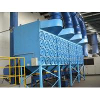 Buy cheap Pulse cartridge dust collector CDHR4-64 for ceramics factory from Wholesalers