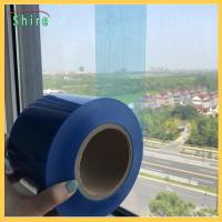 Buy cheap Blue Color Temporary Protection Window Film Temporary Protection Film from wholesalers