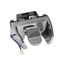 Buy cheap Durability Telephone Spare Parts / Silver Thick Metal Telephone Cradle from wholesalers