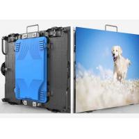 Buy cheap P4 Indoor Full Color Led Display Advertising Board HD 1/16 Scan Driving Method from wholesalers