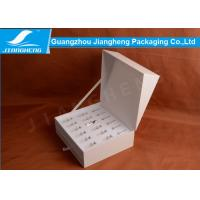 Buy cheap Handmade Two Layer Cosmetics Gift Boxes Essential Oil Packaging Display Box from wholesalers