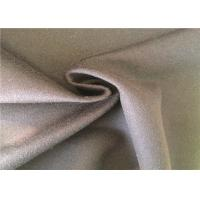 Buy cheap Heavy Weight Warm Woven Wool Fabric Customized Size Wool Crepe Fabric F001F from Wholesalers