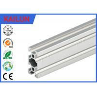 Buy cheap Extruded Aluminum Rails With T - Slots , T Slotted Aluminum Extrusions Fittings from Wholesalers