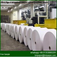 Buy cheap Offset Printing Paper In Roll from Wholesalers