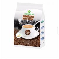 Buy cheap instant white ginseng coffee powder for male enhancement coffee male sex enhancement product from Wholesalers