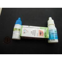 China GMP Chloramphenicol Eye Ear Drops For Acute Bacterial Conjunctivitis Treatment on sale