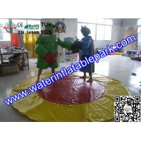 Buy cheap Kids And Adults Inflatable Sumo Wrestling Suits / Foam Padded Sumo Suits from Wholesalers