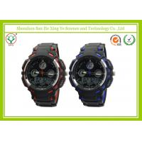 Buy cheap Waterproof Mens Digital Wrist Watch Sport Fashion Chronograph 3 ATM from Wholesalers