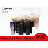 Small Size Hair Building Fiber Powder Scalp Concealer For Thinning Hair OEM Service