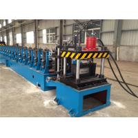 Buy cheap Punching Mould Cable Tray Roll Forming Machine , 39KW Cold Rolled Forming Machines from Wholesalers