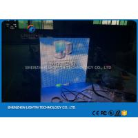 Quality IP65 6500 Nits Outdoor LED Screens , 500 x 500mm Led Cabinet Sign 1 / 13 scan wholesale