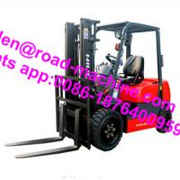 Buy cheap HELI Brand CPD20S Chinese / Japan Engine 2 Ton Electric Forklift 3 Wheel Forklift from Wholesalers