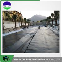 Quality Geomembrane PP woven geotextile soft soil stabilization projects wholesale