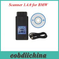 Buy cheap Scanner 1.4.0 for BMW can do determination of chassis, model, engine, gearbox and complete set from wholesalers