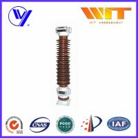 Buy cheap 69KV Porcelain Electronic Zinc Oxide Lightning Arrester With Double Sealing Structure from Wholesalers