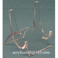 Buy cheap China suppier clear acrylic mobile phone display stand, plexiglass phone holder from Wholesalers