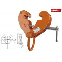 Buy cheap hand operated Beam Clamp Lifting Clamps shackle type for construction use from Wholesalers