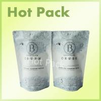 Buy cheap Bathorium 600g Charcoal Garden Resealable Matte Ziplock Stand Up Bags from wholesalers