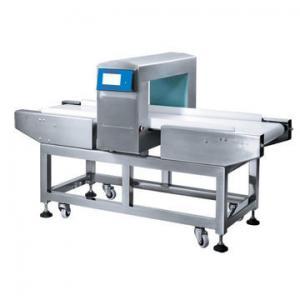 Buy cheap 25 Meter / Mins Conveyor Belt Metal Detector For Food , Plastic , Chemical Industry from wholesalers