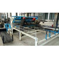 Buy cheap Fully Automatic Wire Mesh Welding Production Line For Roll Mesh from wholesalers