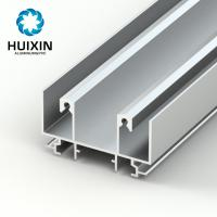 Buy cheap Foshan aluminium profile sliding door aluminum profile for sliding window from Wholesalers
