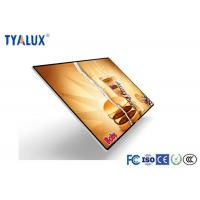 Quality 49 Inch Wall Mounted Digital Signage Advertising Display FHD resolution and Android OS wholesale