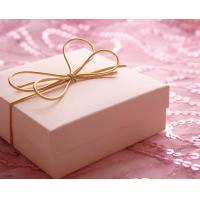 Buy cheap Custom Made Paper Box For Gift Packaging With Attractive Ribbon from Wholesalers