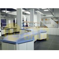 Buy cheap No Radiation Chemistry Lab Countertops Chemical Resistant Standard Customized from Wholesalers
